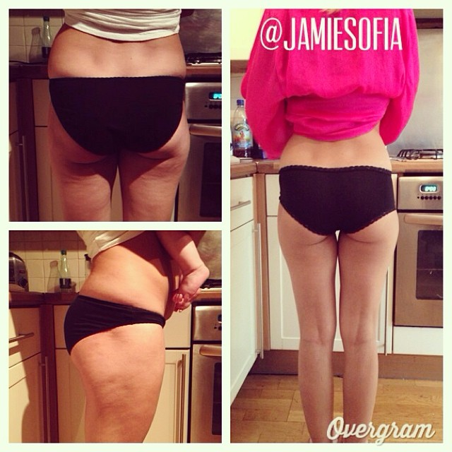 30 Day Squat Challenge Before And After Pictures Instagram Images ...
