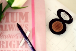 Boots No7 Stay Perfect Eyeshadow in Truffle